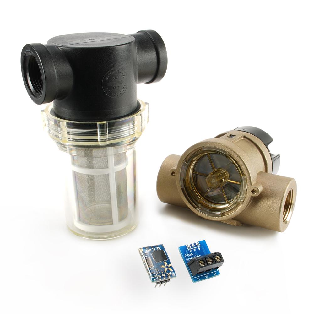 """3/4"""" Flow Meter Kit"""