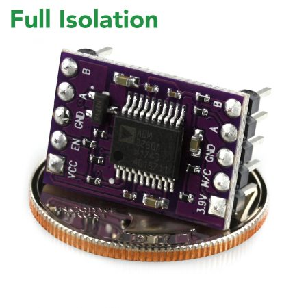 Basic EZO™ Inline Voltage Isolator