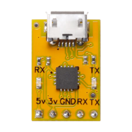 Basic USB to Serial Converter