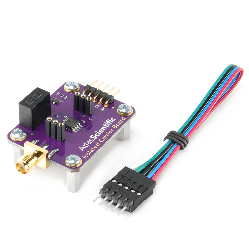 Electrically Isolated EZO™ Carrier Board
