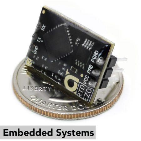 EZO™ RTD Temperature Circuit
