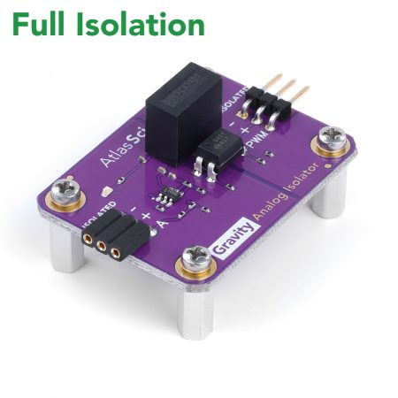 Gravity™ Analog Isolator