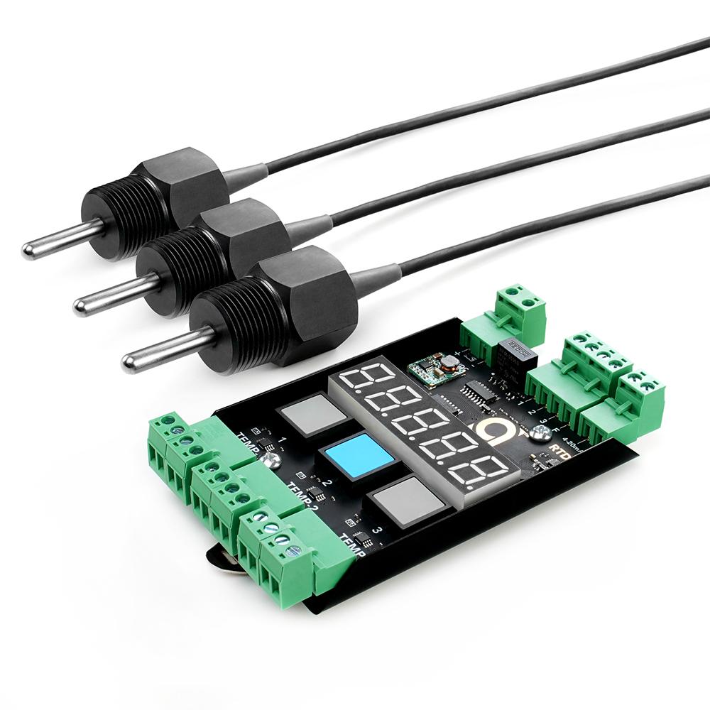 Industrial RTD Temperature Kit