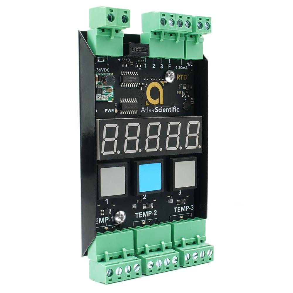 RTD3 Industrial Temperature Transmitter