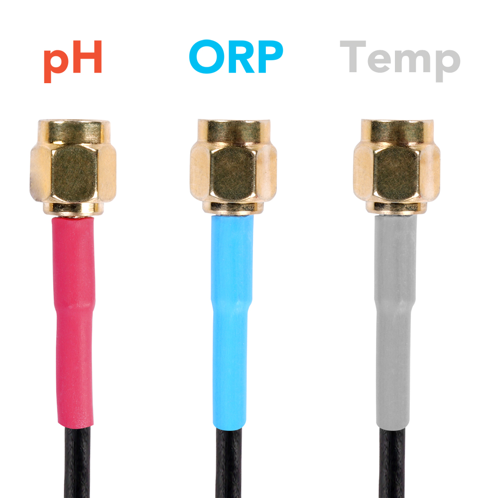 Industrial pH/ORP/Temp Probe