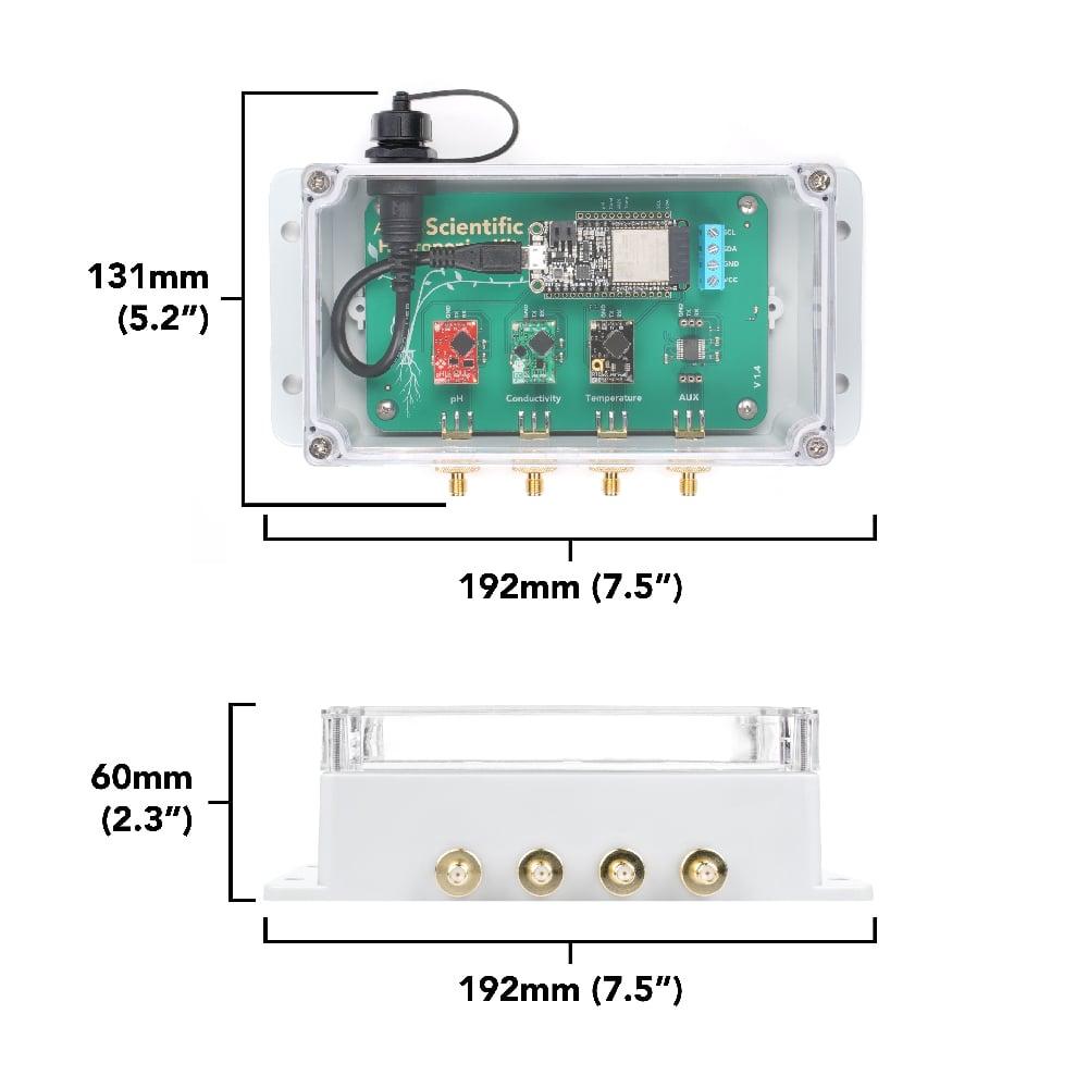 Wi-Fi Hydroponics Kit