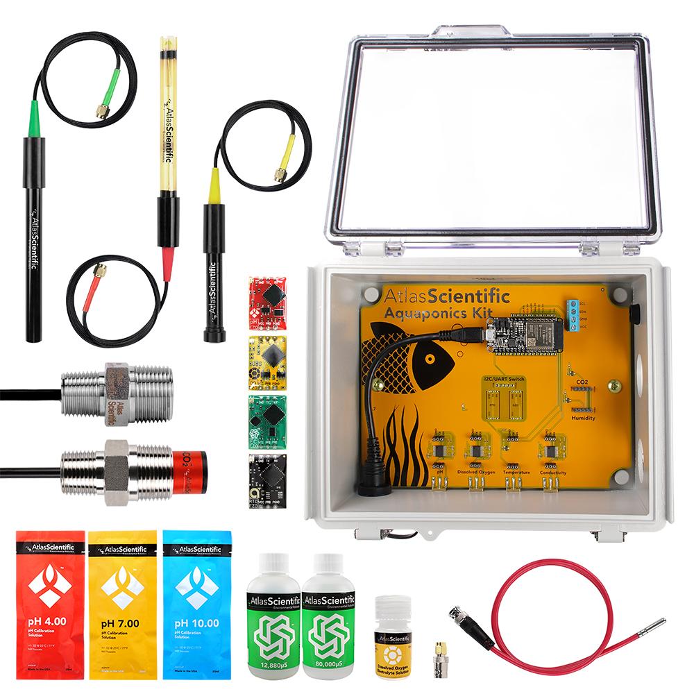 Wi-Fi Aquaponics Kit
