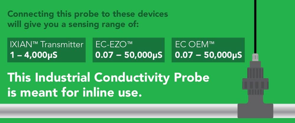 Industrial Conductivity Kit K 0.1