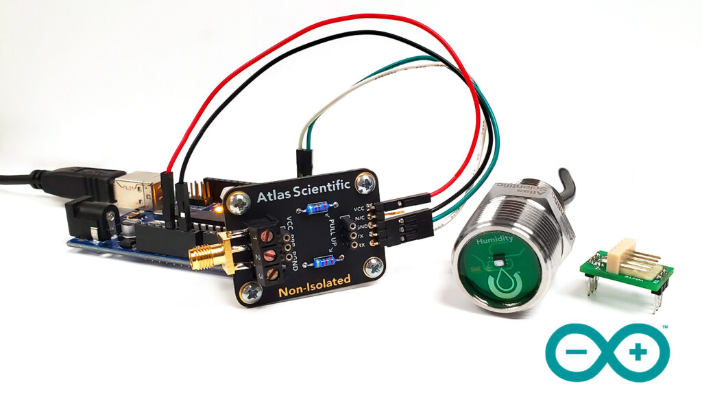 Connecting a Humidity Sensor to an Arduino Uno