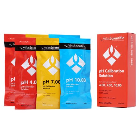 pH Calibration Set (6 pouches)